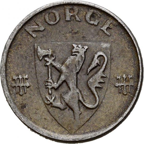 1945 1 øre, 01