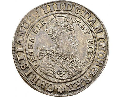 Christian IV – 1 speciedaler 1648